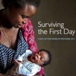 Viktig rapport om mammor och barns hälsa