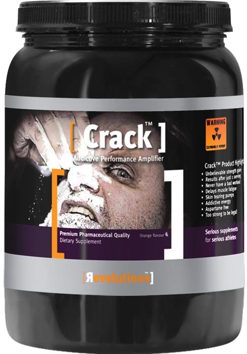 Sugen på lite crack?