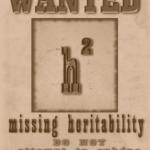 Mysteriet med den saknade ärftligheten