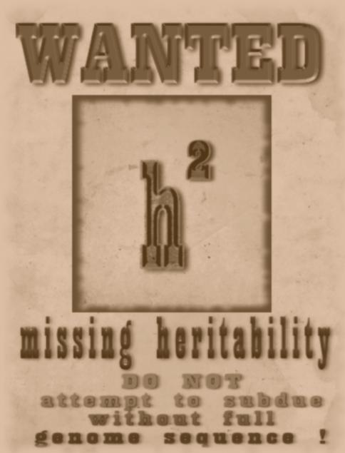 missing-heritability
